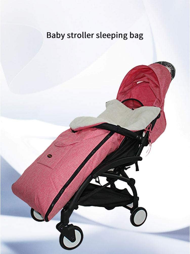 Seasaleshop Plush Footmuff Cosy Toes Soft Universal Fit Baby Stroller Liner Buggy Padded Snuggly Cosytoes Footmuff For Pushchairs Strollers Prams Buggys Baby Joggers 9343cm