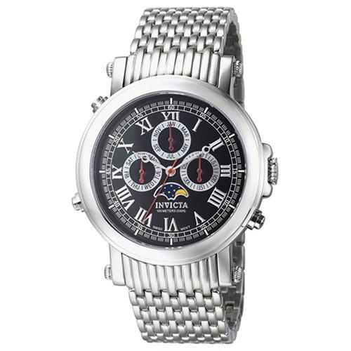 Invicta 4090 - Reloj de Pulsera Hombre, Acero Inoxidable