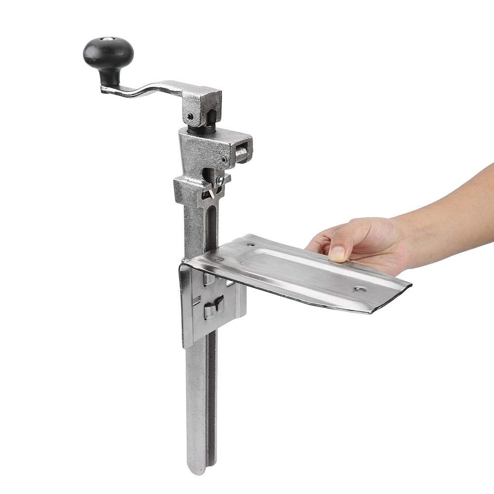 Commercial Heavy Duty Catering Tin Bench Can Opener Kitchen Table Clamp Mount Easy to Install