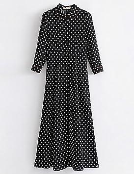 GAOLIM Funda Womens Dress - Polka Dot, Basic