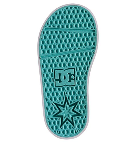 DC Shoes Trase Slip T Shoes - Aqua Bleu - Aqua