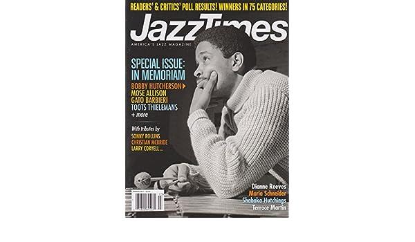 JazzTimes Magazine March 2017: Various: Amazon com: Books