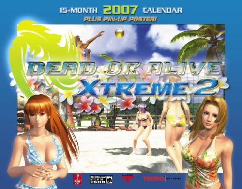 Dead or Alive Xtreme Beach Volleyball 2 (Calendar): Official Swimsuit Calendar