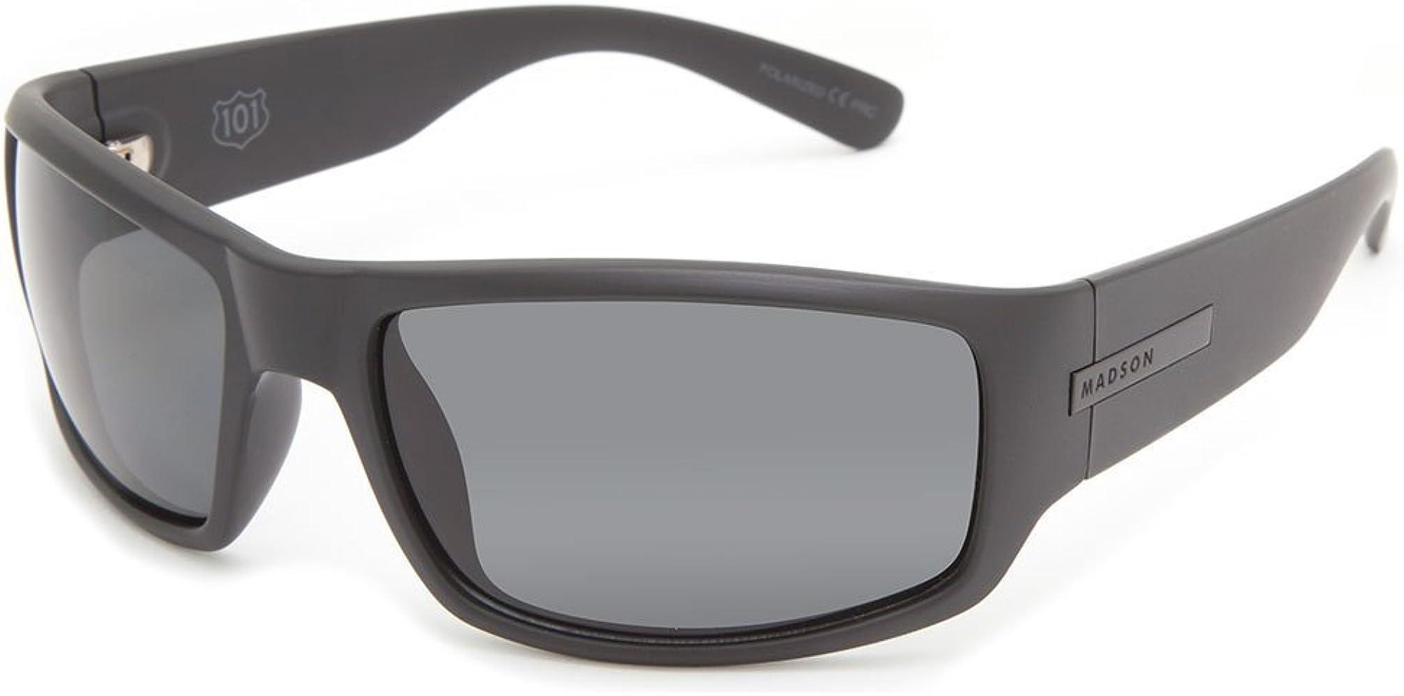 5b78e9a5245c9 101 Polarized Sunglasses. MADSON Unisex 2923006 Polarised