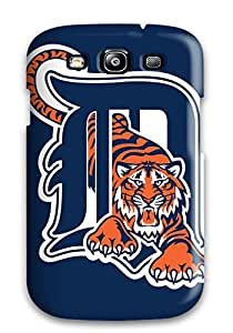 Galaxy S3 Cover Case - Eco-friendly Packaging(detroit Tigers )