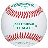Diamond Sports Professional League Low-Seam Baseball (Dozen)