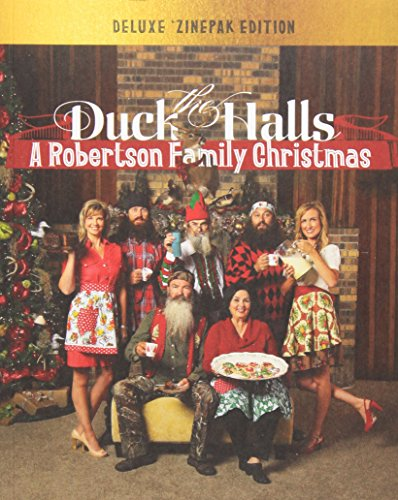 Duck the Halls - a Robertson Family Christmas: Deluxe Zinepak Edition (George Cd Strait Cookies Christmas)