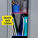 Five Star Locker Organizer, Locker Shelf, Extra