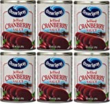 Ocean Spray, Jellied Cranberry Sauce, 14oz Can