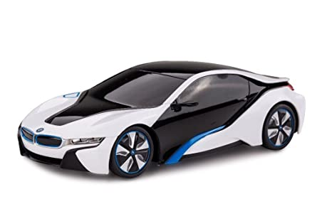 Amazon Com Bmw I8 Rc Car Officially Licensed Replica Model Remote