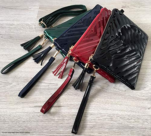 M Accessory 2 Co Donna Black Poschette The Giorno COvXwzqOd