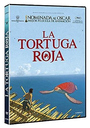 Amazon Com La Tortuga Roja La Tortue Rouge The Red Turtle Spanish Release Movies Tv