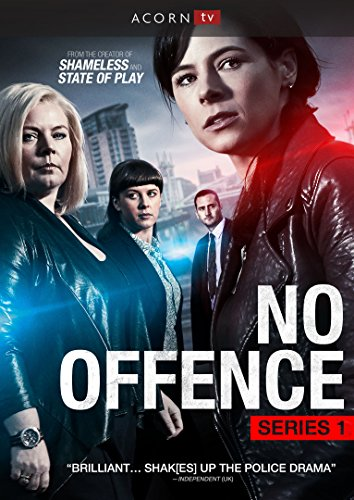DVD : No Offense: Series 1