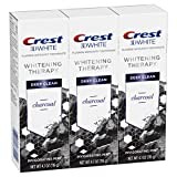 Crest Charcoal 3D White Toothpaste, Whitening