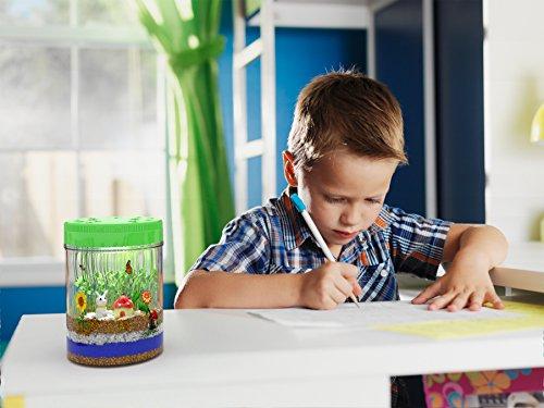 Light-Up Terrarium Kit for Kids – STEM Activities Science Craft Kits – Kids Crafts Gifts for Kids – Educational Kids…