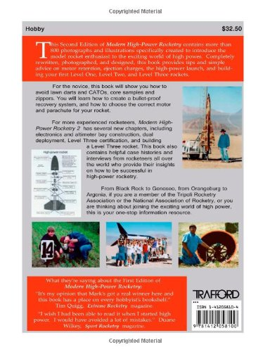 Modern High-Power Rocketry 2 - Buy Online in UAE