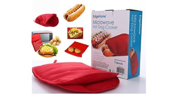 gadgetsforyou. Bolsa para cocinar patatas Hot Dog Saco ...