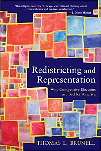 redistricting and representation why competitive elections are bad