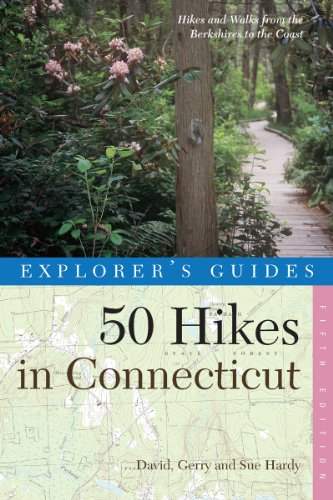 50 Hikes In Connecticut: Hikes And Walks From The Berkshires To The Coast, Fifth Edition