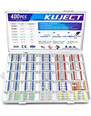 Kuject 120PCS Solder Seal Wire Connectors, Heat Shrink Butt Connector Waterproof Insulated Electrical Butt Terminals…