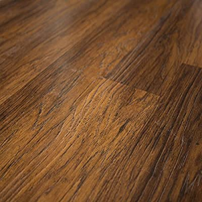 Quick-Step Home Brownstone Hickory 7mm Laminate Flooring SFU035 SAMPLE