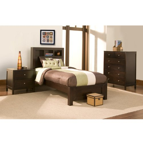 Solana Twin Platform Bed