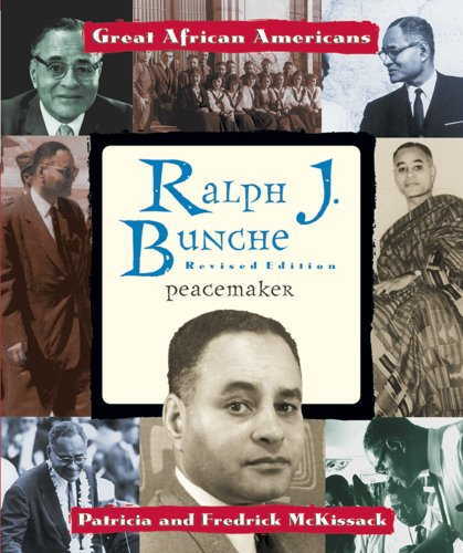 Search : Ralph J. Bunche: Peacemaker (Great African Americans Series)