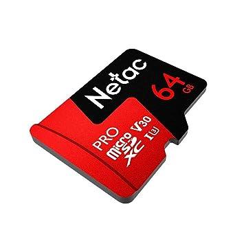 JUNERAIN Netac - Tarjeta de Memoria Flash USB para cámara de ...