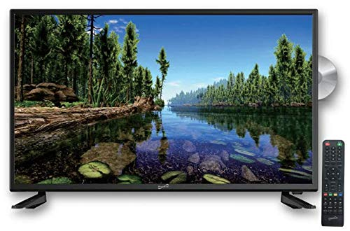 Tv Built Dvd - SuperSonic SC-3222 LED Widescreen HDTV 32