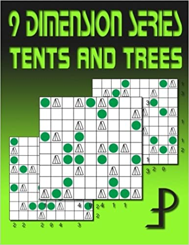 9 Dimension Series: Tents and Trees (Volume 17)