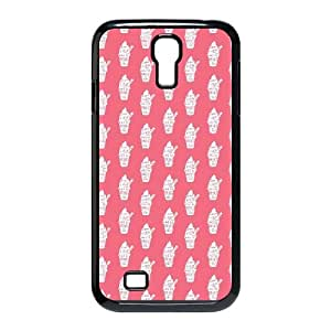 Samsung Galaxy S4 9500 Cell Phone Case Black Without Ice Cream There Would Be Chaos BNY_6812774
