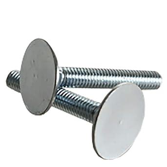 1//4-20 x 1 1//2 Grade 2 Elevator Bolt Zinc 100