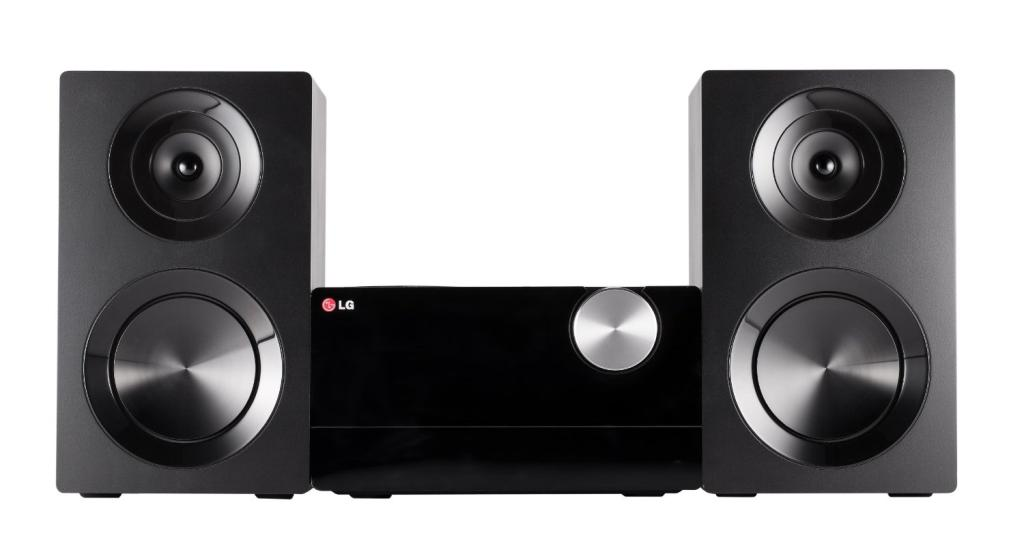 lg cm2440 micro hifi anlage 100 watt bluetooth mp3 wma. Black Bedroom Furniture Sets. Home Design Ideas