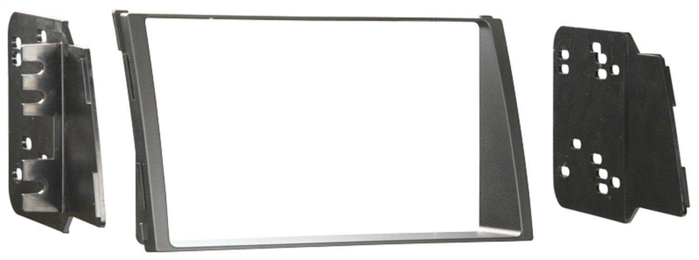 Metra 95-7337B Double DIN Installation Dash Kit for 2010 Kia Soul (Matte Black) Metra Electronics Corporation