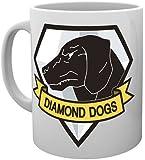 GB Posters Metal Gear Solid V Diamond Dogs Mug