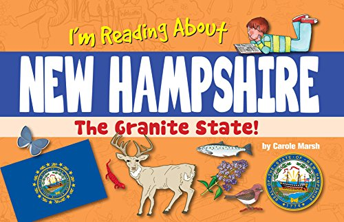 I'm Reading About New Hampshire (New Hampshire Experience)