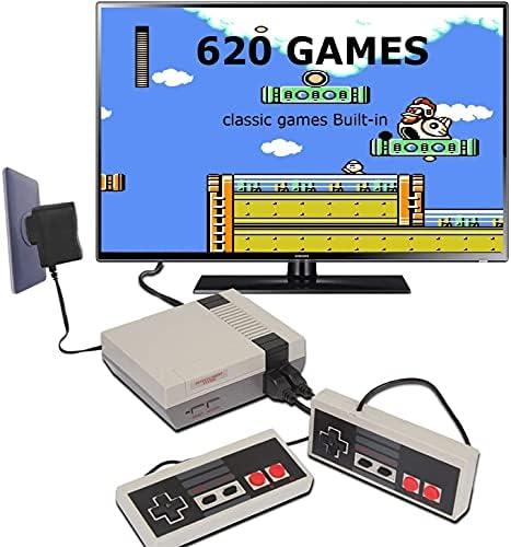 Abollria Retro Game Console, Mini Game Console...