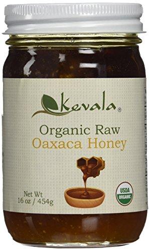 Kevala Organic Raw Oaxaca Organic Honey, 16 Ounce