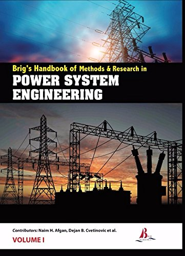 Read Online Brig's Handbook of Methods & Research in Power System Engineering (2 Volumes) pdf