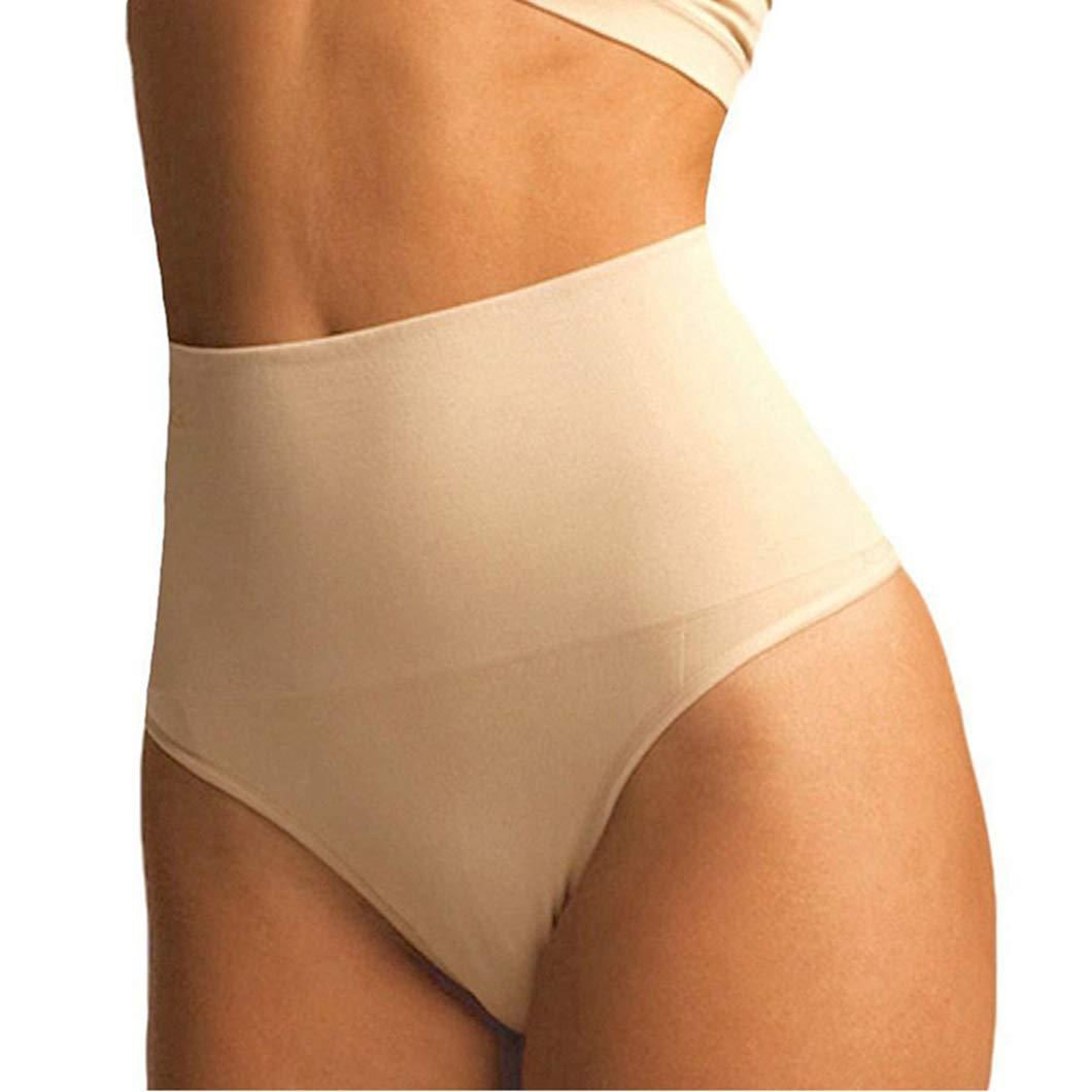 RON BILLY Waist Cincher Girdle Women Thong Panties Waist Trainer Body Shapewear