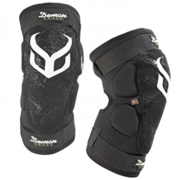 Demon Hyper X D30 Mountain Bike Knee Pad Bmx Mx