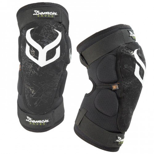 Demon Hyper X D30 V3 Mountain Bike Knee pad | BMX | MX | Snowboard (Medium)