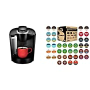 Keurig K55/K-Classic Coffee Maker + 40ct Variety Pack of K-Cups (ship separately)