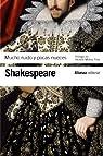 Mucho ruido y pocas nueces par Shakespeare