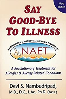 Say Goodbye Illness Revolutionary Allergy Related ebook product image