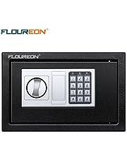 FLOUREON Cassetta Portavalori Cashbox Sicuro
