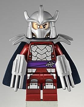 Lego Teenage Mutant Ninja Turtles Minifigur Shredder out of ...