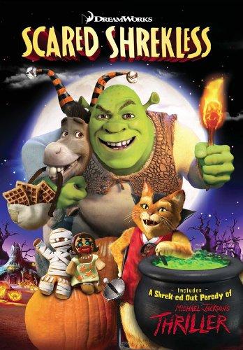Scared Shrekless (Shrek Halloween)