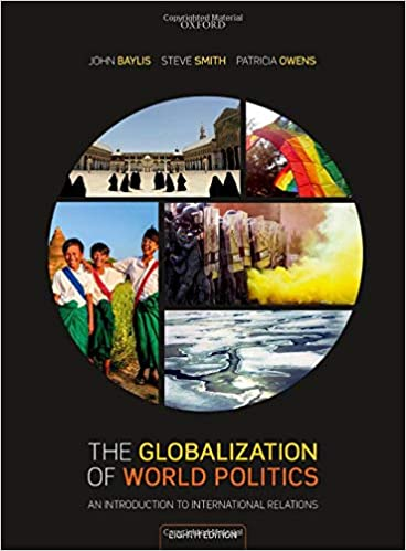 The Globalization of World Politics: An Introduction to International Relations, 8th Edition - Original PDF