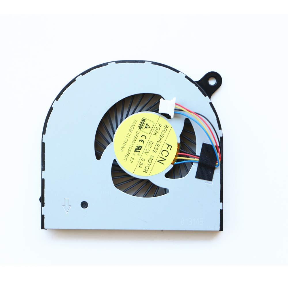 Ventilador CPU Acer VN7-571 VN7-571G MS2391 FCN FG3K Fan